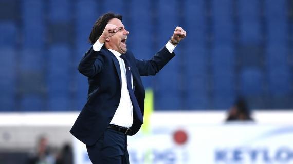 """Lazio, Inzaghi: """"Mi aspetto un Cagliari speculare: ha qualità, non merita la sua classifica"""""""