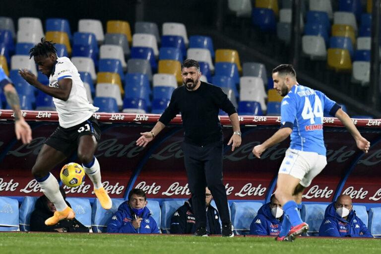 Napoli-Atalanta 0-0: al Maradona vince l'equilibrio (e la noia)