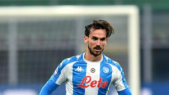 """Napoli, Fabian si candida per la Coppa Italia: """"Oggi lontano dalla squadra per l'ultima volta"""""""