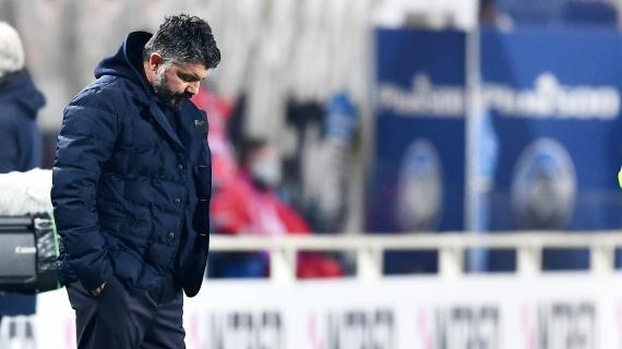 Napoli, altro infortunio e per Gattuso è durissima: a Granada con 13 elementi