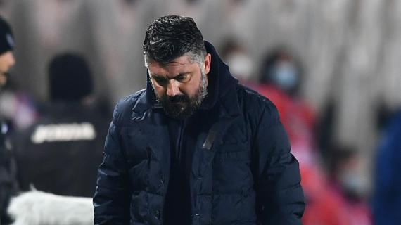 Napoli, è la quarta sconfitta in un mese da incubo dopo la Supercoppa: 12 gol subiti in 8 gare