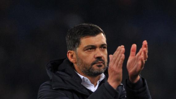"""Porto, Conceicao: """"In Champions siamo diversi. Chico? Per me è come gli altri"""""""