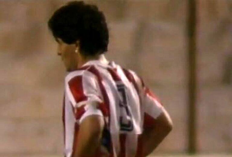 Quando il Napoli prestò Maradona al Granada