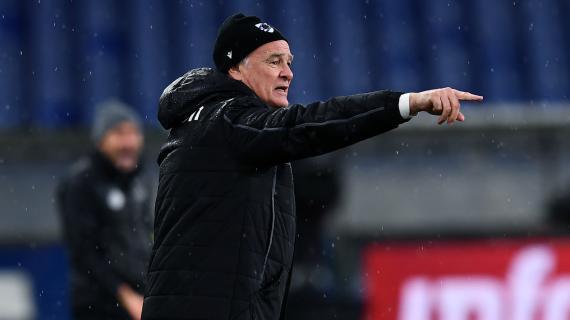 """Sampdoria, Ranieri: """"Non ho mai avuto smanie di rinnovo. A me piace allenare"""""""