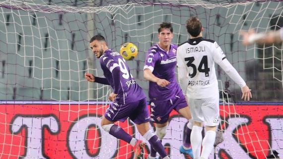 TOP NEWS Ore 20 - La Fiorentina supera lo Spezia. Juventus, torna l'ora di Dybala