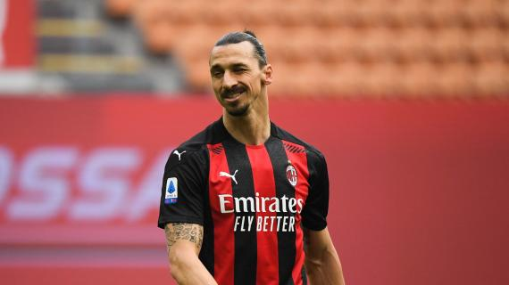 """Ancora Ibra: """"Mancano ancora 4 cantanti? Dateli all'Inter, ma forse servono pure al Milan"""""""