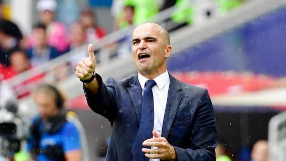 """Belgio, il ct Martinez: """"Lukaku domani non giocherà tutta la gara. Mertens da valutare"""""""