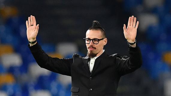 Il Napoli vince e il suo ex capitano sbarca in Svezia: Hamsik al Goteborg, domani la firma