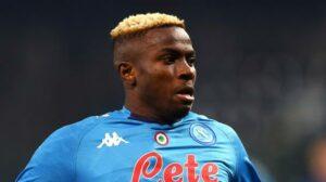 """L'agente di Osimhen: """"Vuole la Champions con il Napoli. È pronto per tornare titolare"""""""