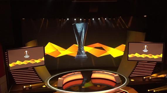 LIVE TMW - Sorteggio Europa League, si parte alle 13: Roma unica superstite italiana