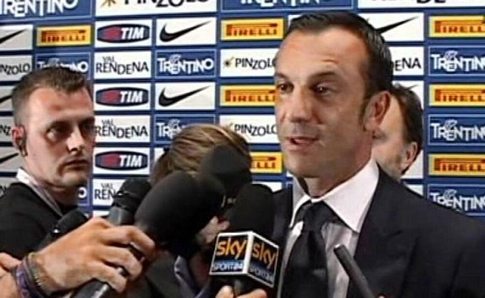"""Marco Branca: """"Io al Napoli? Ascolterei la proposta di De Laurentiis se mi chiamasse"""""""