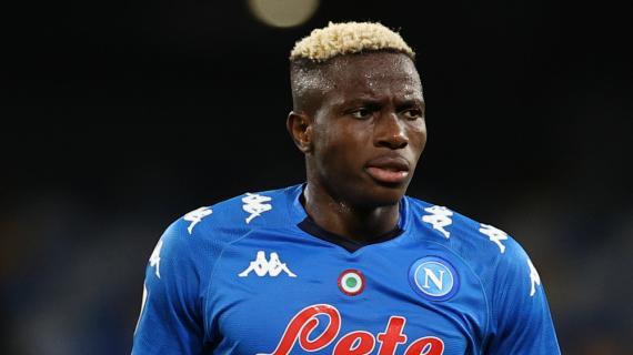 """Napoli, l'agente di Osimhen: """"Gli è successo di tutto ma ora vuole la Champions"""""""
