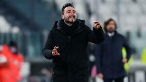 """Per il Sassuolo c'è il Napoli, De Zerbi: """"Affrontiamo una squadra che sa giocare"""""""