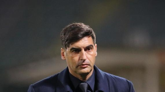 """Roma, Fonseca: """"Era importante vincere qui. Vogliamo lottare fino alla fine per il quarto posto"""""""