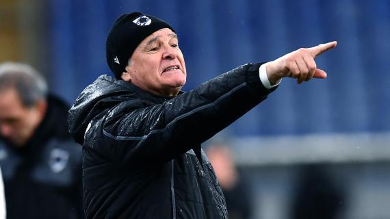 Sampdoria, il derby è alle porte: Ranieri cerca la reazione nella partita più importante