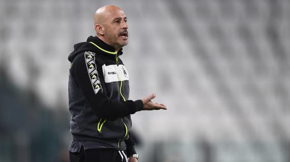 """Spezia, Italiano non ha dubbi: """"La vittoria contro il Milan il momento più esaltante della stagione"""""""