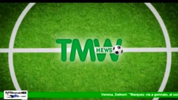 TMW News - L'Inter corre, il Milan tiene vivo il campionato. Roma, big insormontabili