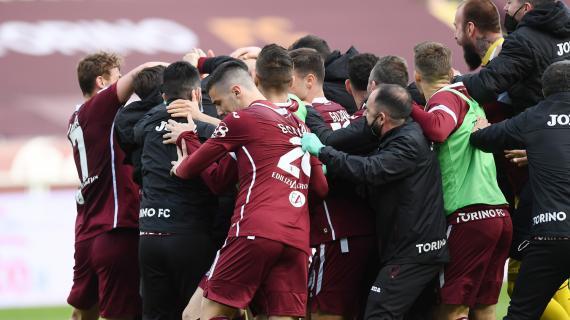 TOP NEWS Ore 17 - Super rimonta del Toro contro il Sassuolo. La vigilia del Milan pre United