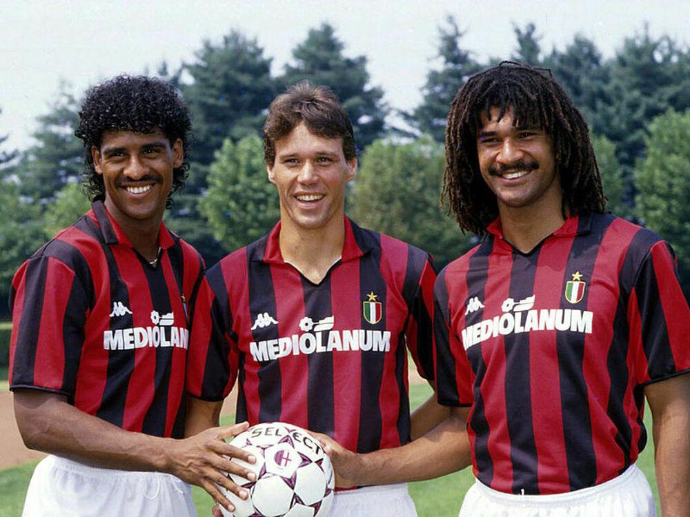 """Van Basten: """"Nel '90 fecero tutto il possibile per far vincere lo scudetto al Napoli"""""""