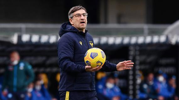 """Verona salvo con un risultato pieno a Benevento? Juric: """"Mai rilassarsi, a prescindere"""""""