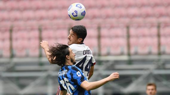 """Cagliari, Carboni esulta dopo il 4-3 sul Parma: """"Mai mollare. Testa a mercoledì"""""""