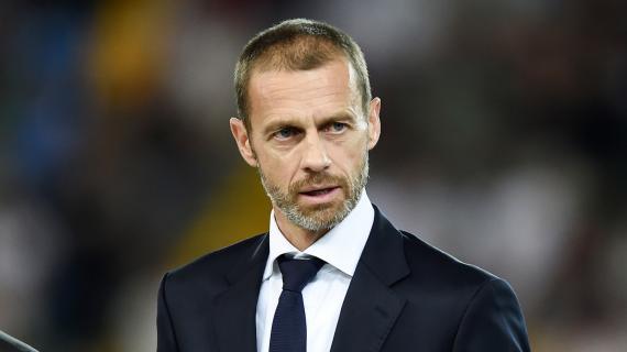 """Ceferin: """"So che Florentino Perez non mi vuole come presidente UEFA. Per questo resto"""""""