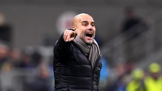 """City, Guardiola: """"Primo tempo non siamo stati aggressivi, a questi livelli lo devi essere 90 minuti"""""""