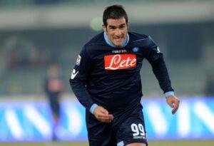"""Cristiano Lucarelli: """"Sarebbe bellissimo allenare il Napoli in futuro"""""""