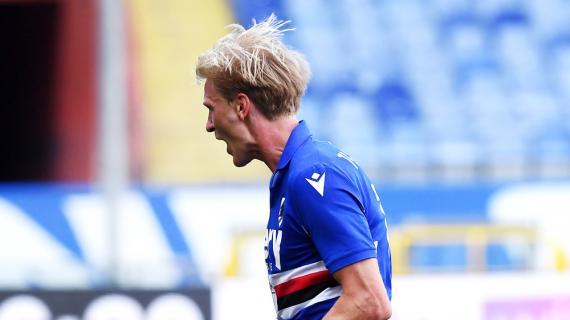 Crotone-Sampdoria 0-1, le pagelle: Thorsby giganteggia in mediana, serata storta per Messias