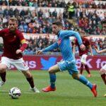 """De Rossi ricoverato in ospedale, il messaggio del Napoli: """"Forza Daniele"""""""