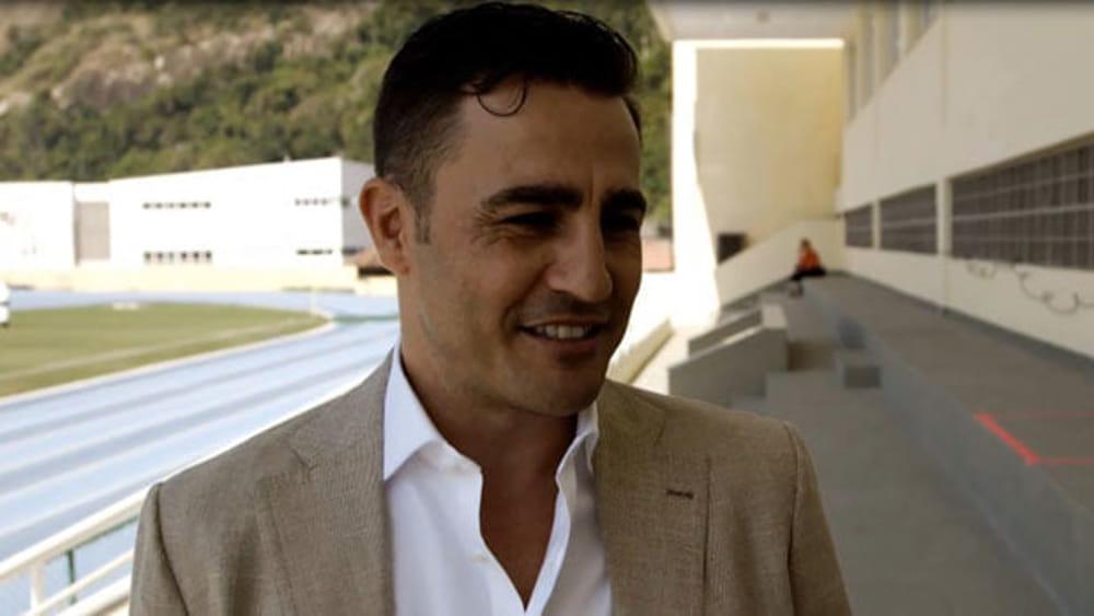 """Fabio Cannavaro: """"Allenare il Napoli in futuro sarebbe il massimo per me"""""""
