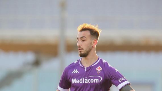 """Fiorentina, Castrovilli: """"Non soddisfatti ma contenti. Il gol di Morata ci ha tagliato le gambe"""""""