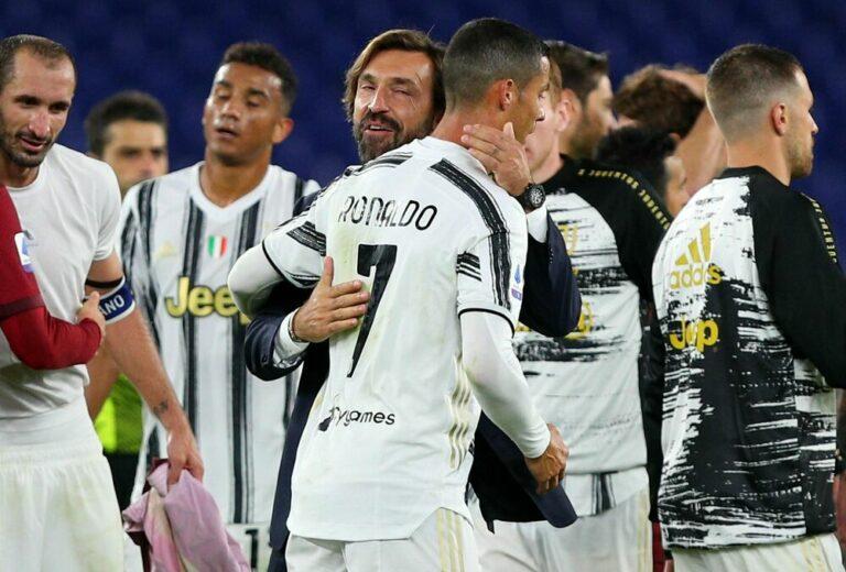 Juve-Napoli, buone notizie per Pirlo: guarito dal Covid uno dei positivi