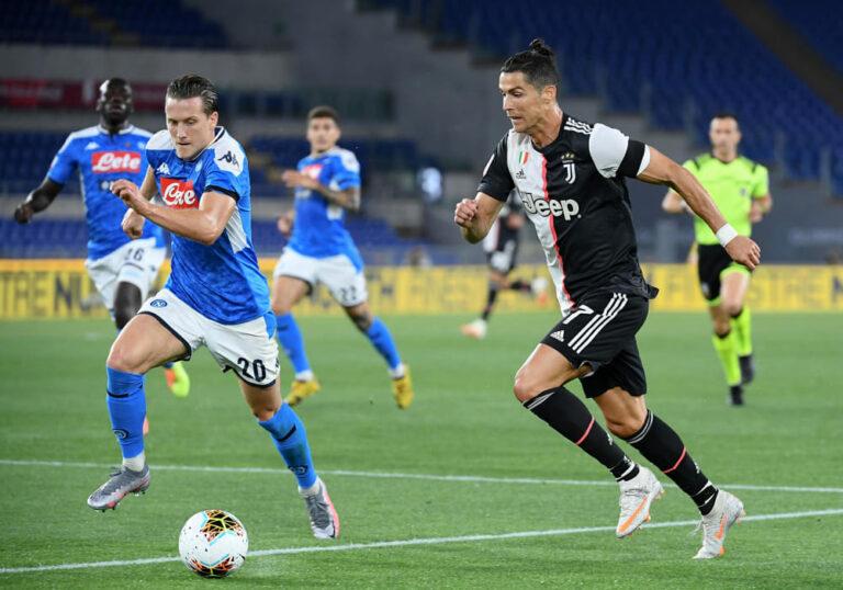 Juve-Napoli, dove vedere la partita: canale tv e orario
