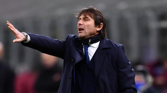 """LIVE NC24 - Inter, Conte: """"Scudetto? Citarlo non basta, bisogna prima vincerlo"""""""