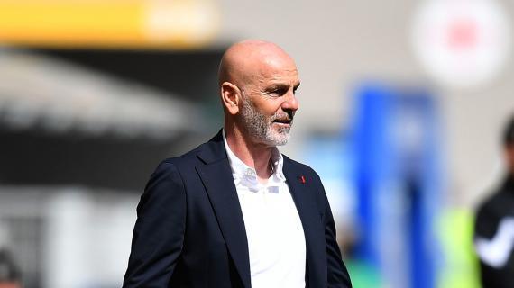 """LIVE NC24 - Milan, Pioli: """"Bel gesto di Mandzukic, non ha ancora i 90 minuti nella gambe"""""""
