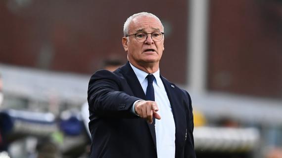 """LIVE NC24 - Sampdoria, Ranieri: """"Per i 52 punti dobbiamo continuare a spingere sull'acceleratore"""""""