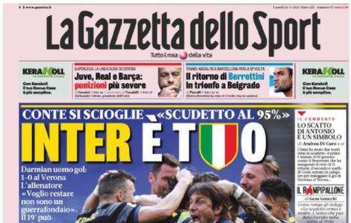 Le principali aperture dei quotidiani italiani e stranieri di lunedì 26 aprile 2021