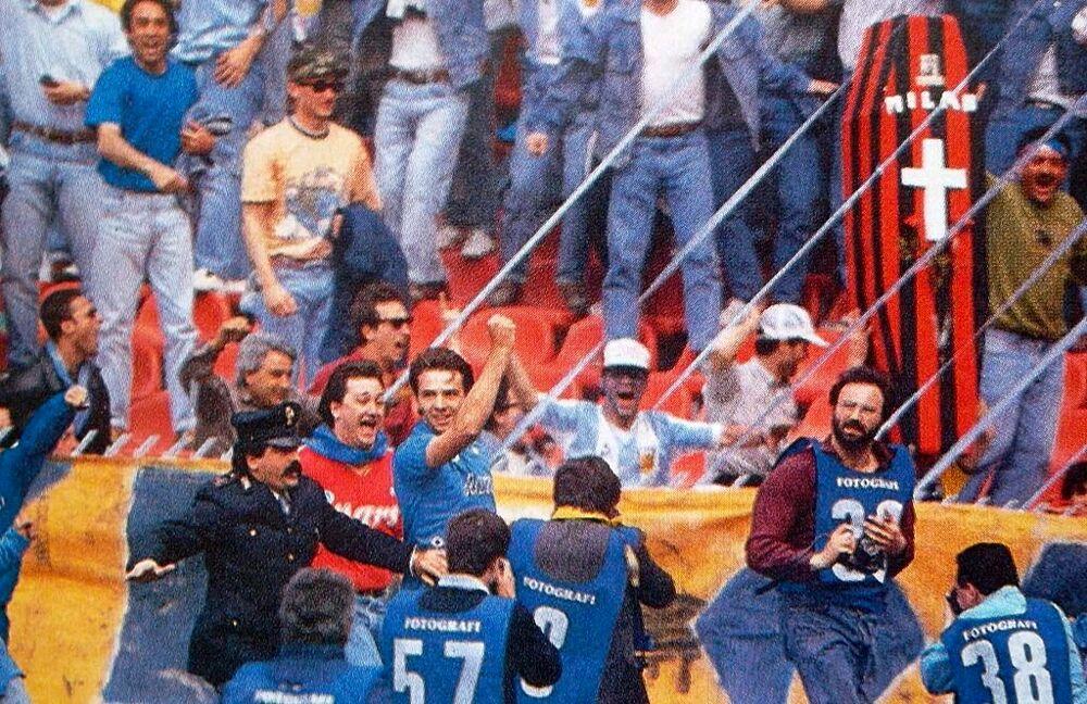 """Napoli, 31 anni fa il secondo scudetto. Renica: """"Assurdo che non si vinca un campionato da allora"""""""