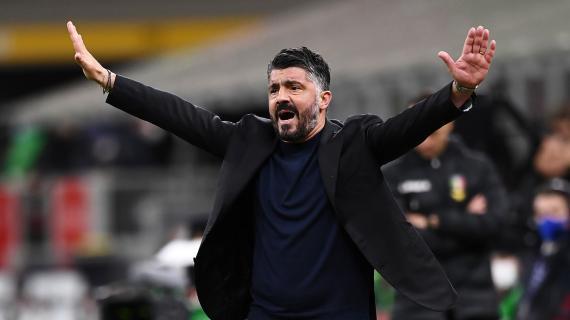 Napoli, Gattuso batte Benitez e Mazzarri ma il futuro sarà comunque lontano dagli azzurri