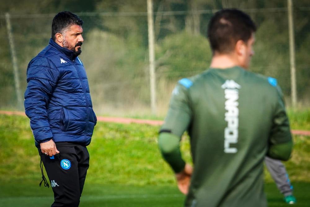 Napoli, Gattuso perde Demme: per la Lazio ballottaggio tra Bakayoko ed Elmas?