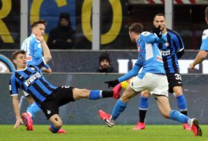 Napoli-Inter, dove vedere la partita: canale tv e orario
