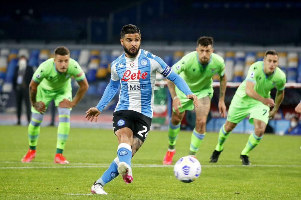 Napoli-Lazio 5-2: show degli azzurri, gol e spettacolo al Maradona