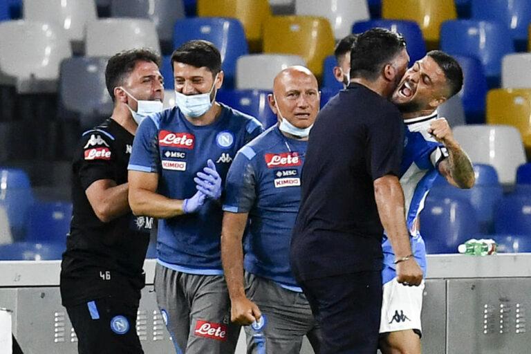 Napoli-Lazio, dove vedere la partita: canale tv e orario