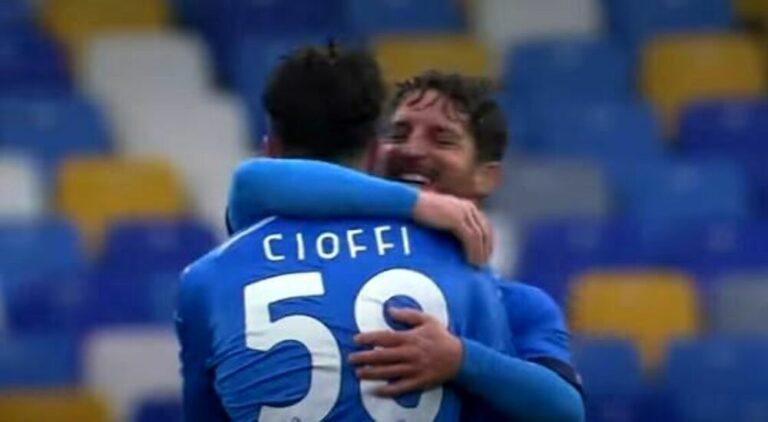 Napoli Primavera, si scatena Cioffi: tripletta per l'azzurrino