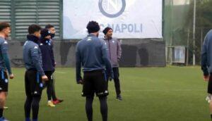 Napoli, due giorni di riposo per gli azzurri: la decisione di Gattuso