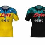 Napoli, nuove maglie per il finale di stagione? Dal web la collaborazione fra Kappa e Burlon