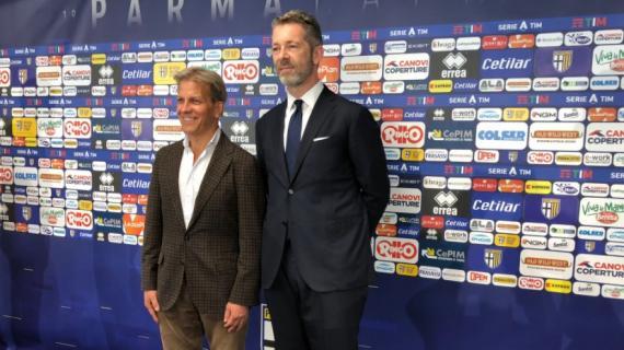 """Parma, Kalma: """"Il presidente ha dato un'occasione enorme alla città: è un imprenditore eccezionale"""""""