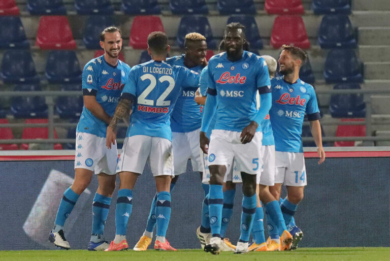 Sampdoria-Napoli sarà una partita storica per il club azzurro: il motivo