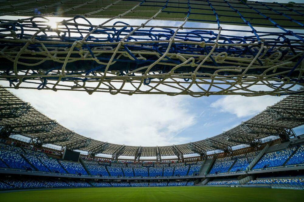 """Stadio Maradona, Borriello: """"Possibile pubblico sugli spalti all'ultima di campionato"""""""